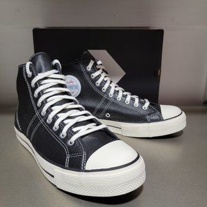 Converse Lucky Star High Top Leather Sneaker NWT